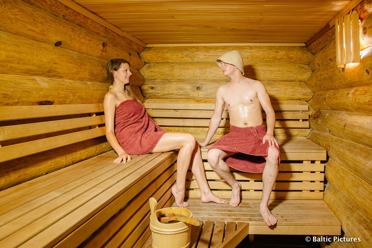 Bucefal's sauna